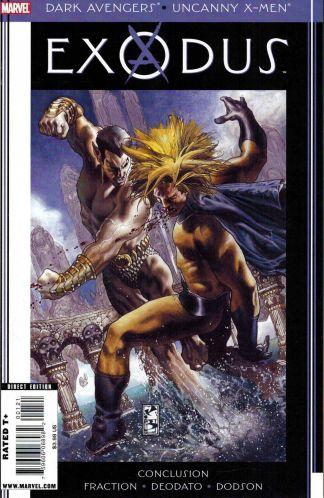 Exodus: Dark Avengers/Uncanny X-Men #1 Simone Bianchi Variant