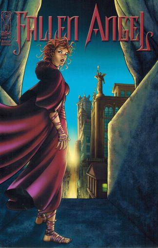 Fallen Angel #3 David Lopez Variant