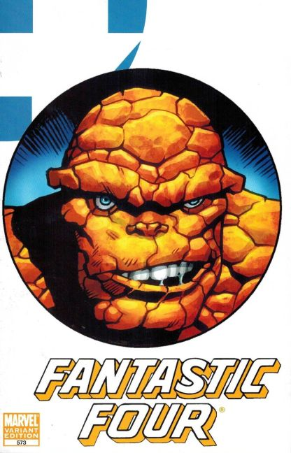 Fantastic Four #573 Thing Variant