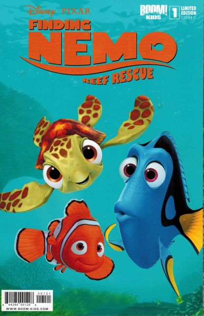 Finding Nemo: Reef Rescue #1 Photo Variant