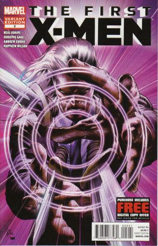 First X-Men #2 Mike Deodato Variant