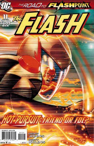 Flash #11 Scott Kolins Variant