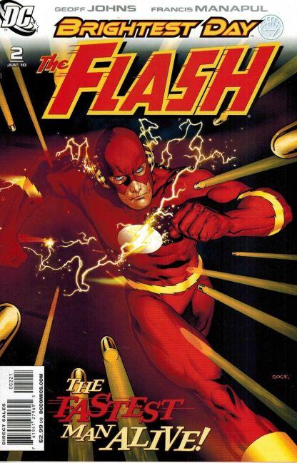Flash #2 Ryan Sook Variant