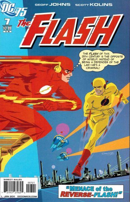 Flash #7 Darwyn Cooke Variant