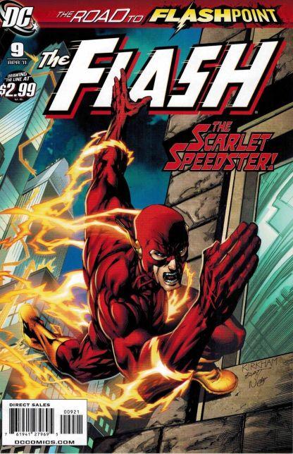 Flash #9 Tyler Kirkham Variant