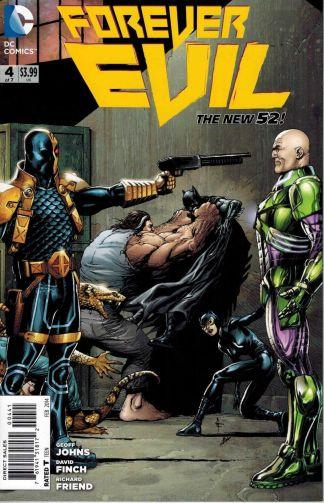 Forever Evil #4 Gary Frank Variant