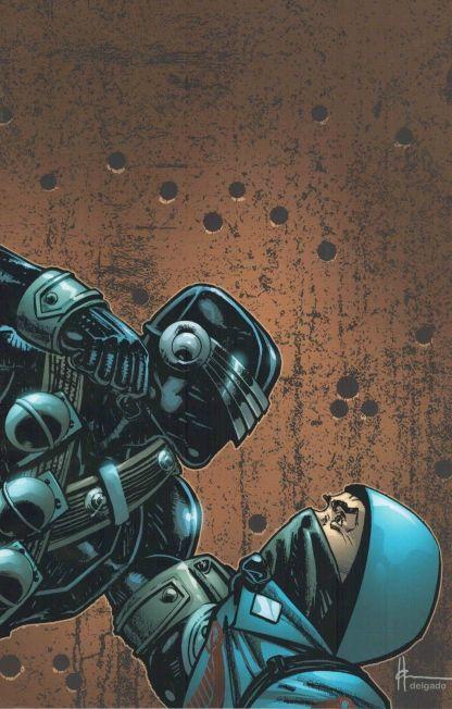 G.I. Joe #11 Howard Chaykin Variant
