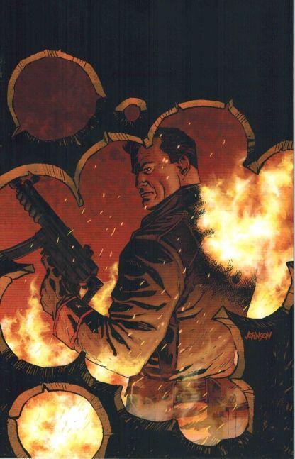 G.I. Joe #5 Dave Johnson Variant
