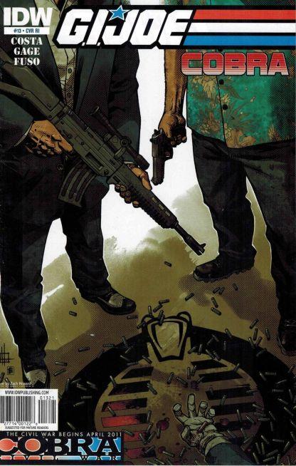 G.I. Joe: Cobra #13 Zach Howard Variant