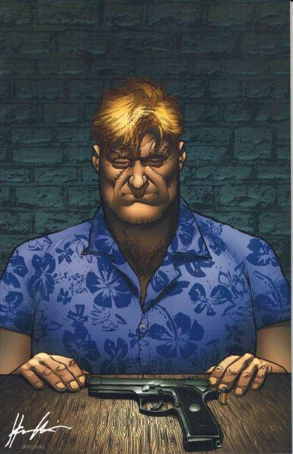 G.I. Joe: Cobra #4 Howard Chaykin Virgin Art Variant