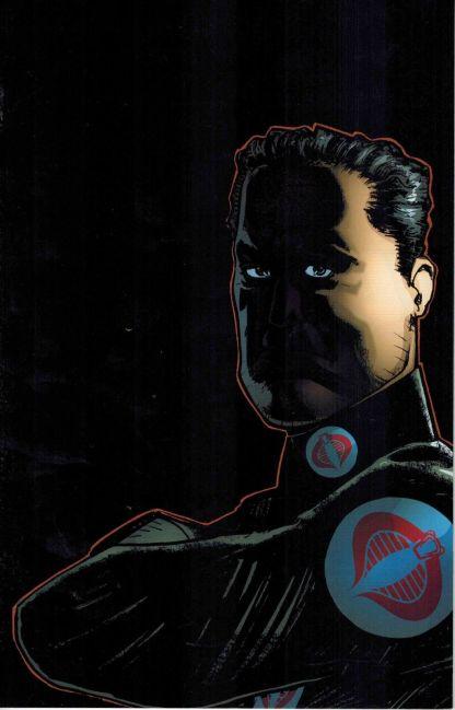 G.I. Joe: Hearts and Minds #3 Howard Chaykin Variant