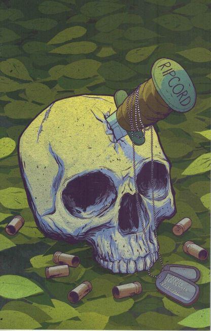 G.I. Joe: Origins #14 Tom Feister Variant