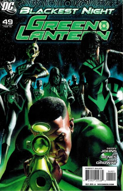 Green Lantern #49 Rodolfo Miglari Variant