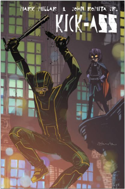 Hit-Girl #1 / Kick-Ass 2 #1 Ultimate Comics / Forb. Planet Excl. Variants Combo