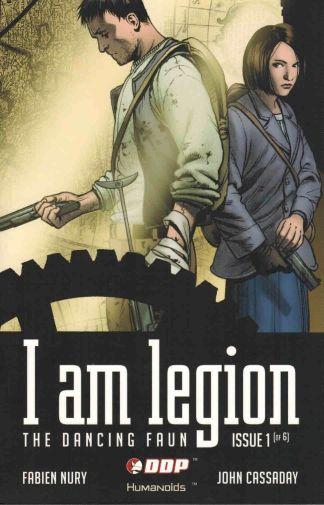 I am Legion: The Dancing Faun #1 Variant