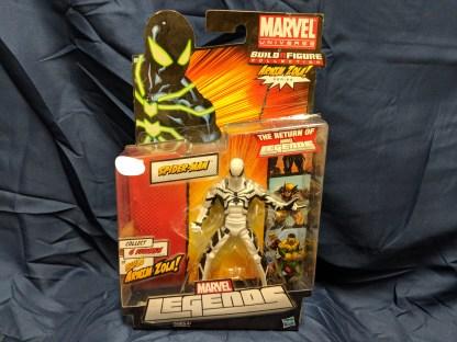 "2011 Marvel Legends BAF Arnim Zola Future Foundation White Spider-Man 6"" Figure"