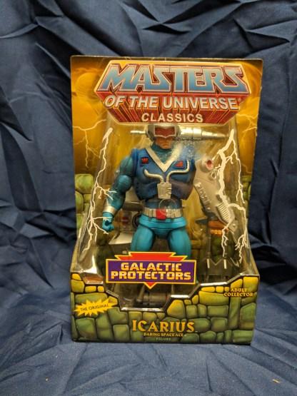 He-Man Masters of the Universe Classics Icarius Galactic Protectors