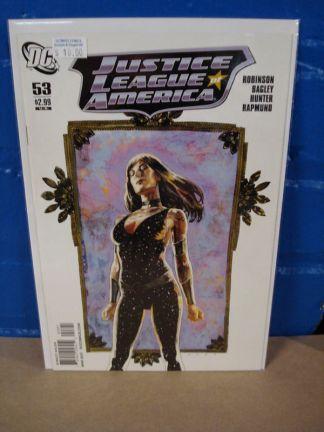 Justice League #53 VARIANT