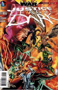 Justice League Dark #22 Brett Booth Pandora Variant