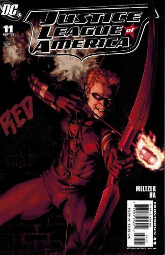 Justice League of America #11 Gene Ha Variant DC 2006