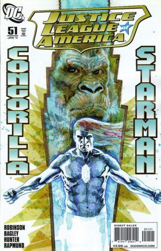 Justice League of America #51 David Mack Variant