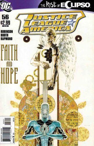 Justice League of America #56 David Mack Variant
