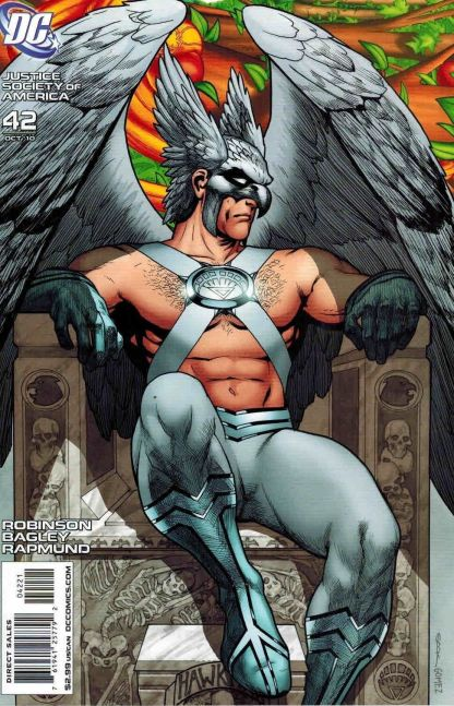 Justice Society of America #42 Ryan Sook Variant