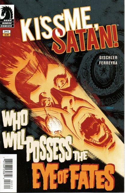 Kiss Me, Satan #3 Variant