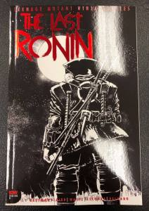 Teenage Mutant Ninja Turtles The Last Ronin #1 2nd Print Foil Variant VF/NM