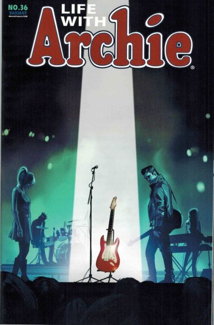 Life With Archie #36 Fiona Staples Variant Death of Archie