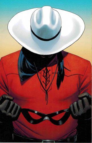 Lone Ranger #2 John Cassaday Virgin Art Variant