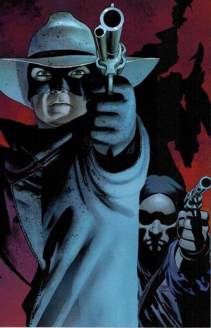 Lone Ranger #3 1:15 John Cassaday Virgin Art Variant Dynamite 2006