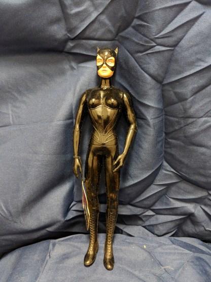 "Batman Returns 10 1/2"" Catwoman Figure Applause DC Comics 1992"