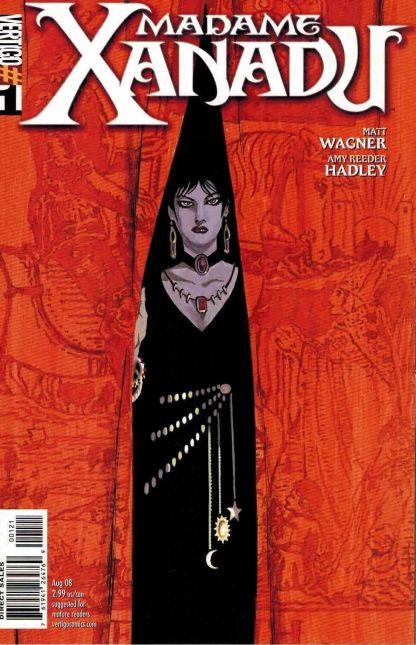 Madame Xanadu #1 Matt Wagner Variant Amy Reeder