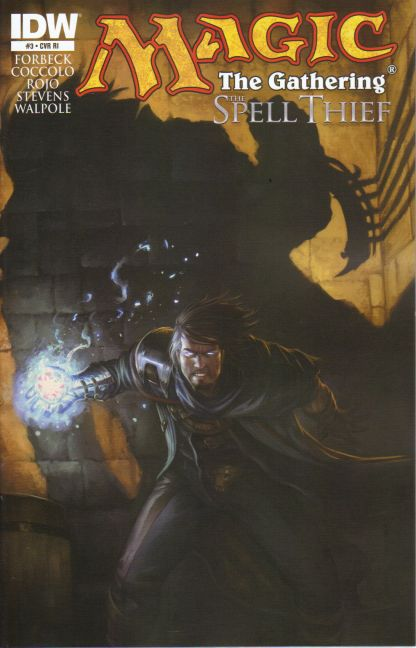 Magic: The Gathering - The Spell Thief #3 Retailer Incentive Variant