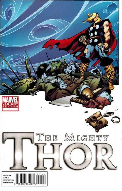 Mighty Thor #1 Walt Simonson Variant