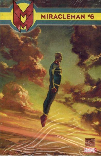 Miracleman #6 1:25 Julian Totino Variant Marvel 2014