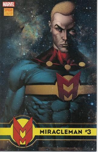 Miracleman #3 Mike Deodato Jr. Variant