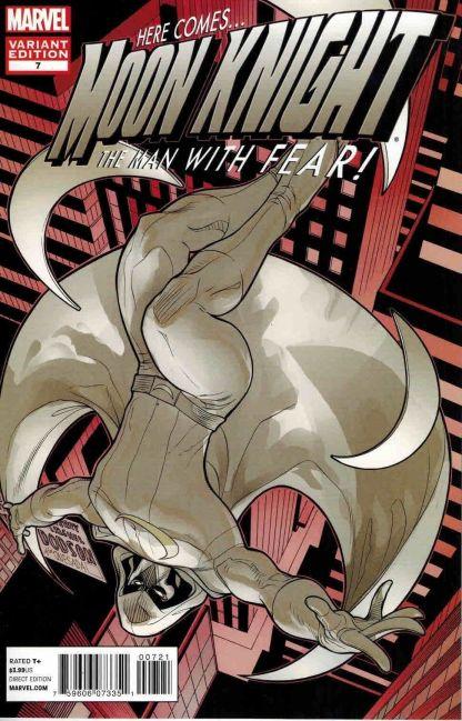 Moon Knight #7 Terry Dodson Variant