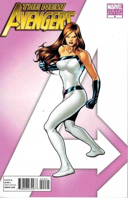 New Avengers #4 Stuart Immonen Jewel Variant