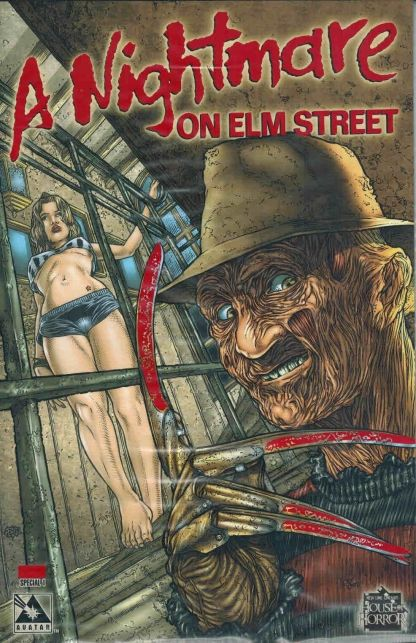 Nightmare on Elm Street: Special #1 Red Foil Variant Sealed w/COA