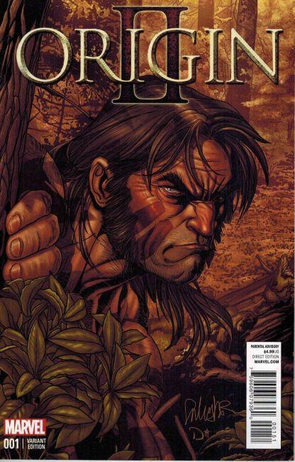Origin II #1 Salvador Larocca Variant Wolverine