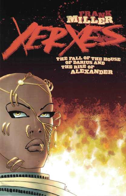 Xerxes Fall of the House of Darius Ashcan Frank Miller 300 Dark Horse