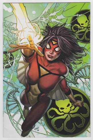 Spider-Woman #5 1:100 Greg Land Virgin Variant Marvel 2020 VF/NM