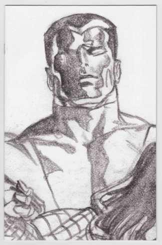New Mutants #13 1:100 Alex Ross Timeless Virgin Sketch Variant Colossus VF/NM