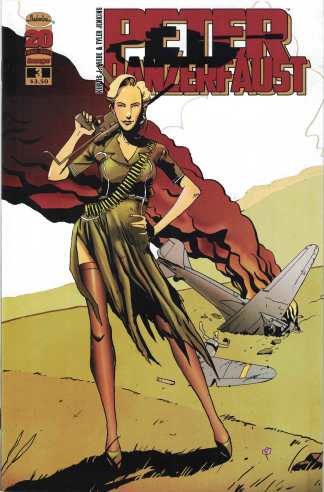 Peter Panzerfaust #3 First Print Image Main Cover 2012
