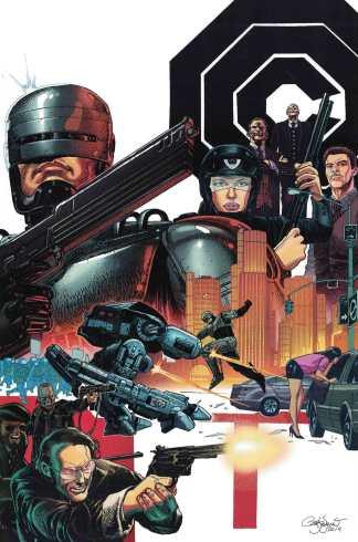 Robocop #1 1:15 Carlos Magno Variant Boom 2014