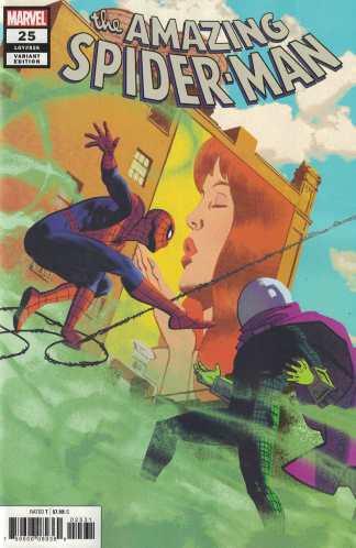 Amazing Spider-Man #25 1:50 Greg Smallwood Green Goblin Variant Marvel 2018