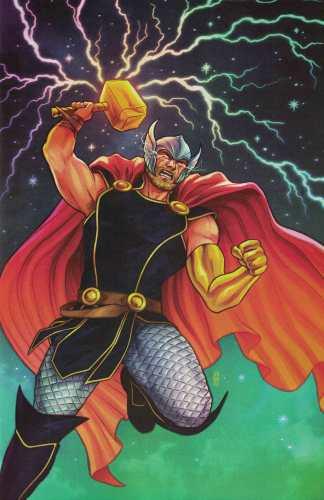 Marvel Tales Thor #1 1:50 Jen Bartel Virgin Variant Marvel 2019 Avengers