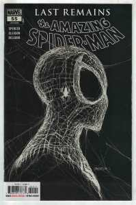 Amazing Spider-Man #55 1st Print Patrick Gleason Cover A Marvel 2018 LR Finale VF/NM